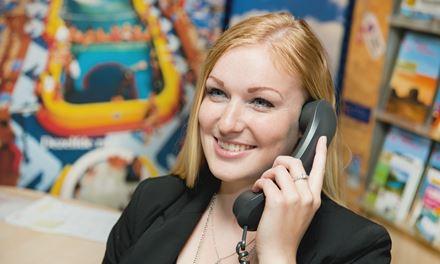 De manager verkoop reizen heeft zowel uitvoerende als leidinggevende taken.